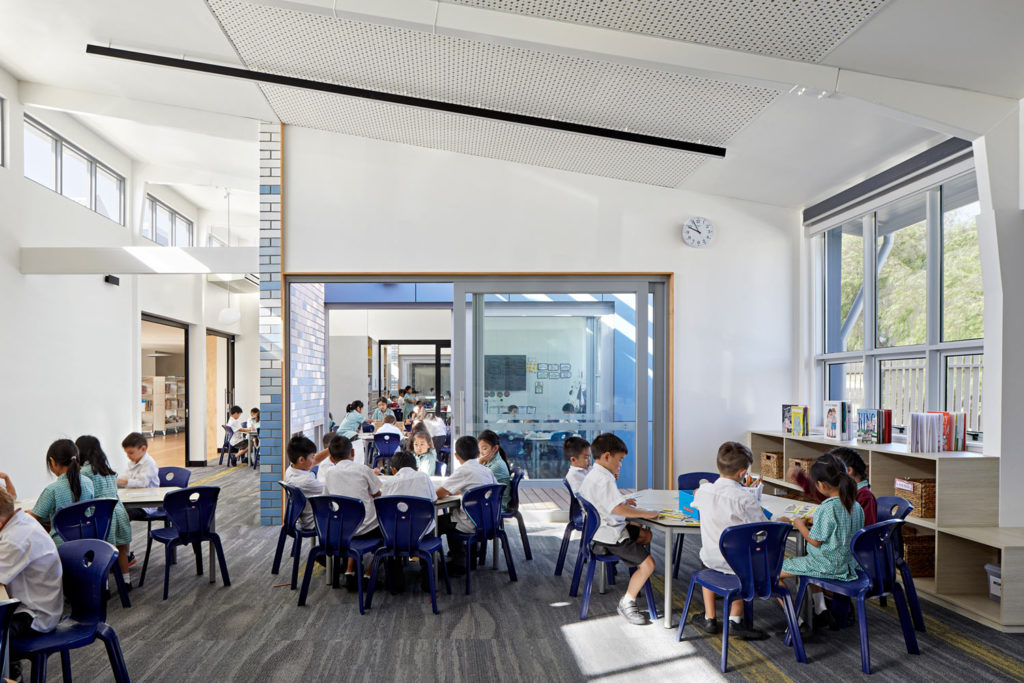Catholic School Learning Environments Classrooms Refurbishment