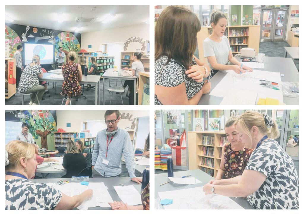 ROAM Architects  masterplan learning environments consultation