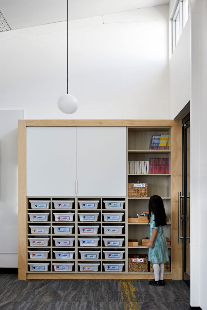 Catholic School Learning Environments Classroom Storage Solutions