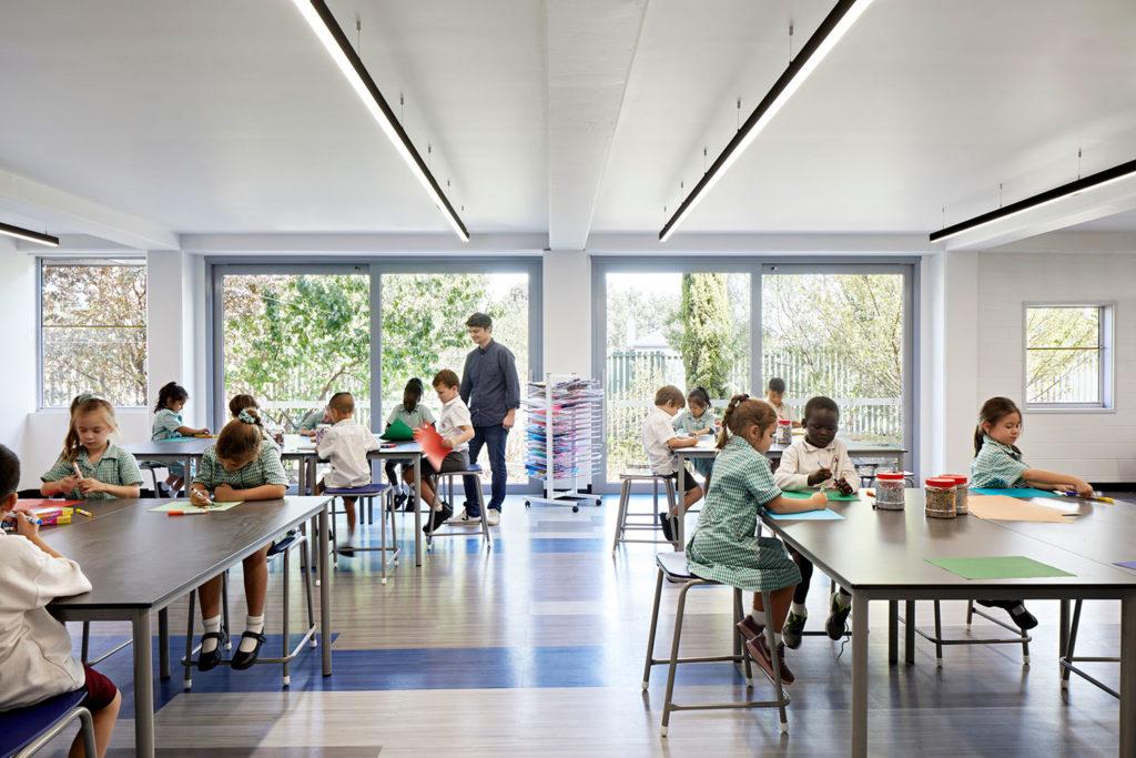 Catholic School Learning Environments Art Room Teaching